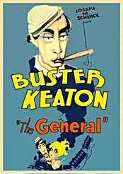 Filmplakat zu The General