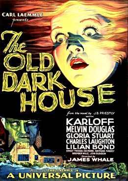 Filmplakat zu The Old Dark House