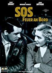 Filmplakat SOS Feuer an Bord