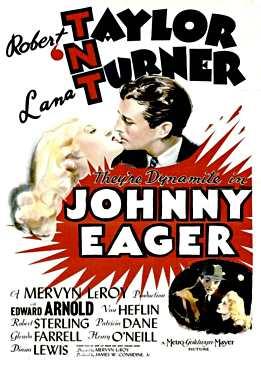 Filmplakat zu Johnny Eager