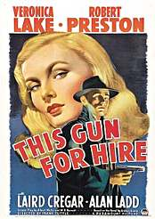 Filmplakat zu This Gun for Hire