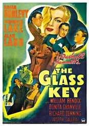 Filmplakat zu The Glass Key