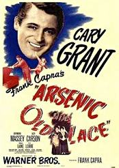 Filmplakat zu Arsenic and Old Lace