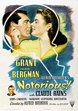 Filmplakat zu Notorious
