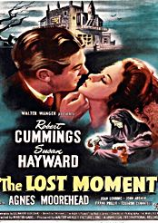 Filmplakat zu The Lost Moment