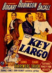 Filmplakat zu Key Largo
