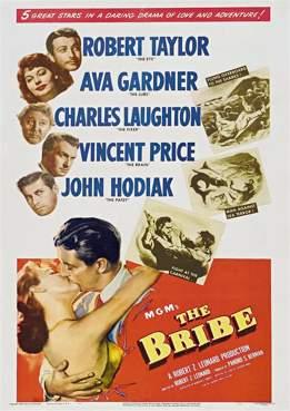 Filmplakat zu The Bribe