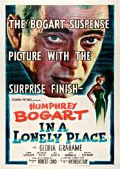 Filmplakat zu In a lonely place