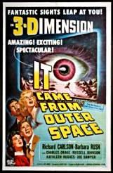 Filmplakat zu Gefahr aus dem Weltall