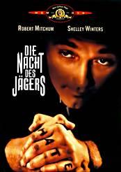 Filmplakat Die Nacht des Jägers