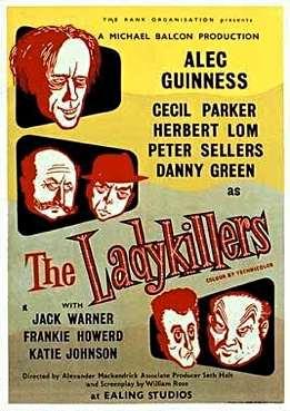 Filmplakat zu The Ladykillers
