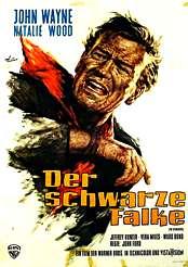 Filmplakat Der schwarze Falke