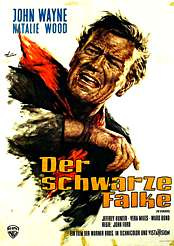 Filmplakat zu Der schwarze Falke