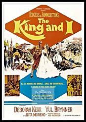 Filmplakat zu The King and I