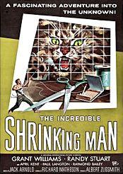 Filmplakat zu The Incredible Shrinking Man
