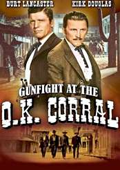 Filmplakat zu Gunfight at the OK Corral