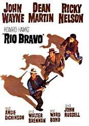 Filmplakat zu Rio Bravo