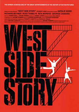 Filmplakat zu West Side Story