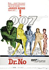 Filmplakat zu Dr. No