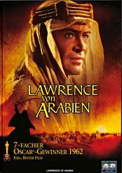 Filmplakat Lawrence von Arabien