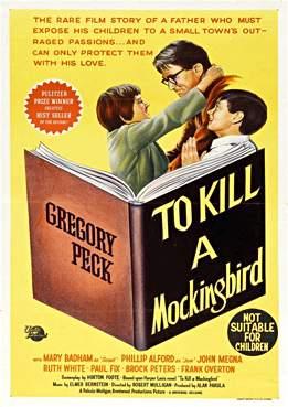 Filmplakat zu To Kill a Mockingbird