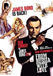 Filmplakat zu From Russia with Love