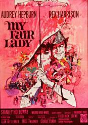 Filmplakat zu My Fair Lady