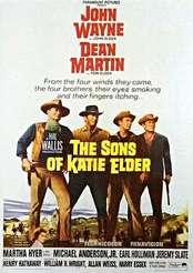 Filmplakat zu The Sons of Katie Elder