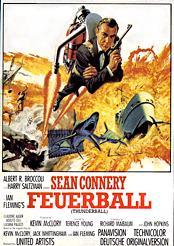 Filmplakat zu Feuerball