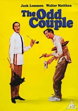 Filmplakat zu the-odd-couple