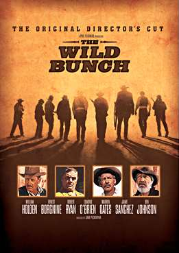 Filmplakat The Wild Bunch
