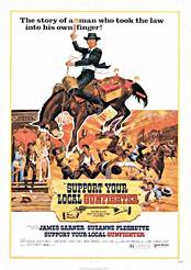 Filmplakat zu Support Your Local Gunfighter