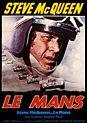 Filmplakat zu Le Mans