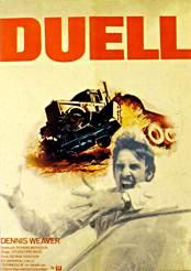 Filmplakat Duell