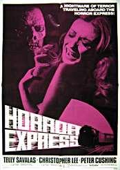 Filmplakat Horror Express