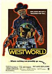 Filmplakat Westworld