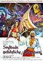 Filmplakat Sindbads gefährliche Abenteuer