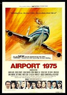 Filmplakat zu Airport 1975