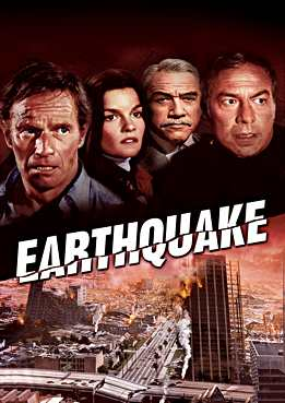 Filmplakat zu Earthquake