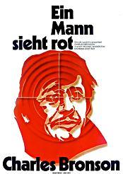 Filmplakat zu Ein Mann sieht rot