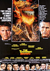 Filmplakat zu The Towering Inferno
