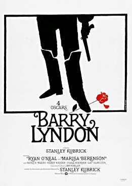 Filmplakat zu Barry Lyndon