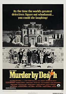 Filmplakat zu Murder by Death