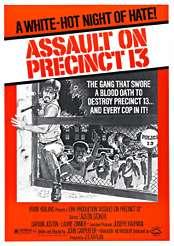 Filmplakat zu Assault on Precinct 13
