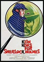 Filmplakat zu Kein Koks für Sherlock Holmes