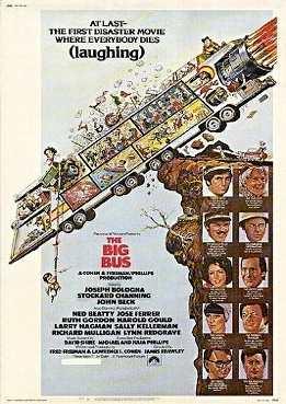 Filmplakat zu The Big Bus