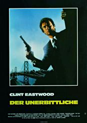 Filmplakat Dirty Harry III – Der Unerbittliche