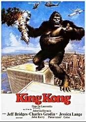 Filmplakat zu King Kong