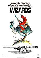 Filmplakat zu Wizards