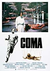 Filmplakat zu Coma